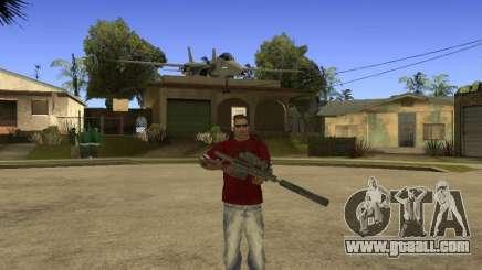 M82 for GTA San Andreas