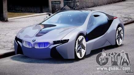 BMW Vision Efficient Dynamics v1.1 for GTA 4