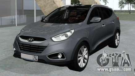Hyundai ix35 for GTA San Andreas