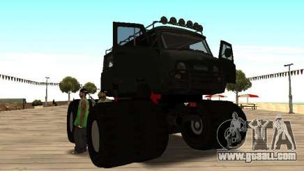 Uaz Monster for GTA San Andreas