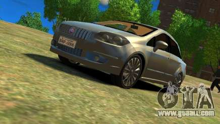 Fiat Linea for GTA 4