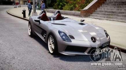 Mercedes-Benz SLR McLaren Stirling Moss [EPM] for GTA 4