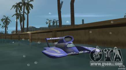 Miss Bud for GTA Vice City