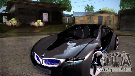 BMW Vision Efficient Dynamics I8 for GTA San Andreas
