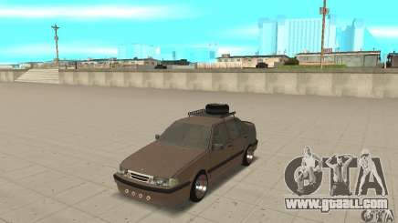 Saab 9000 GT Drifting 1998 for GTA San Andreas