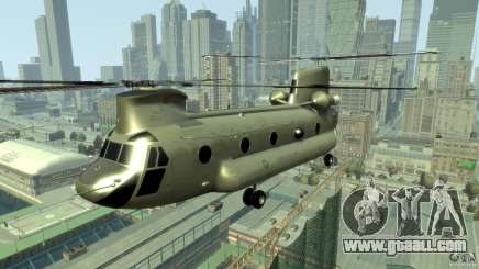 CH-47 for GTA 4