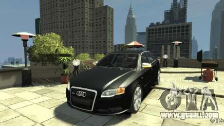 Audi S4 Quattro for GTA 4