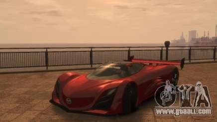 Mazda Furai for GTA 4