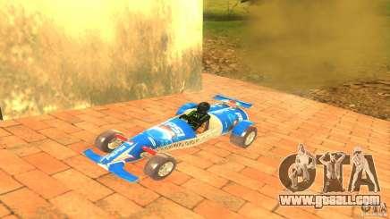 PEPSI car for GTA San Andreas