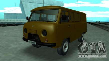 UAZ 3909 for GTA San Andreas