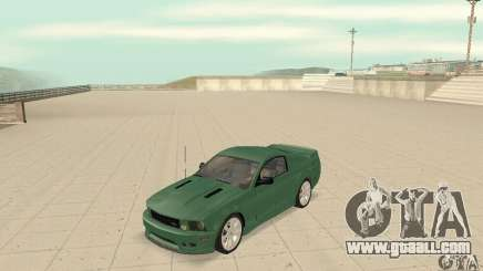 Saleen S281 v2 for GTA San Andreas