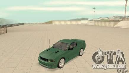 Saleen S281 v2 for GTA San Andreas