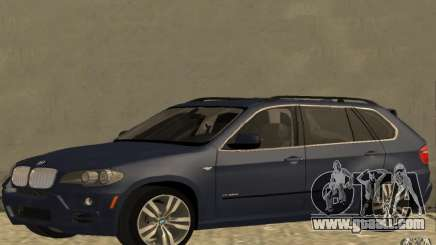 BMW X5 M 2009 for GTA San Andreas