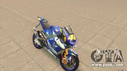 Yamaha M1 Rossi for GTA San Andreas