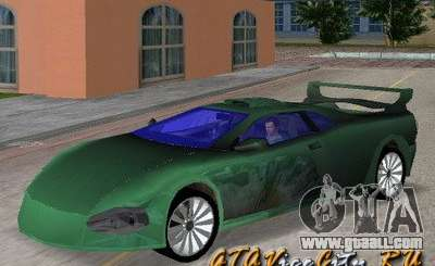 INFERNUS vb 21 for GTA Vice City