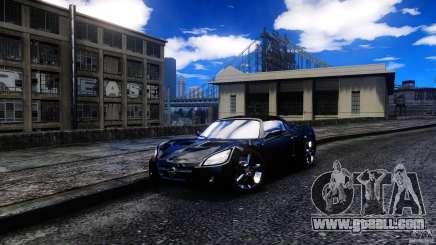 Opel Speedster Turbo for GTA 4