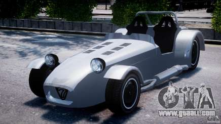 Caterham Super Seven for GTA 4