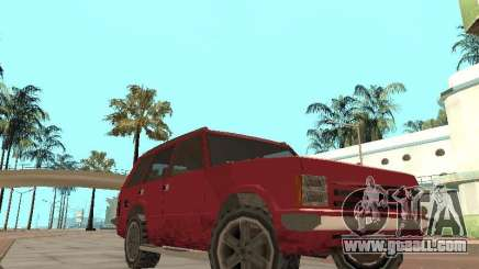 The New Huntley for GTA San Andreas