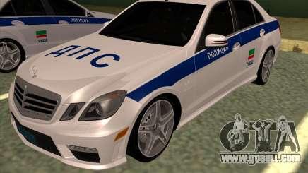 Mercedes-Benz E63 AMG W212 for GTA San Andreas