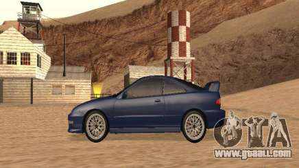 Acura RSX Light Tuning for GTA San Andreas