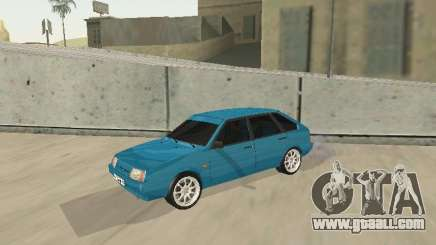 VAZ 21093 Tuning for GTA San Andreas