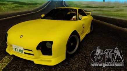 Mazda FD3S - Mazdaspeed A-Spec for GTA San Andreas