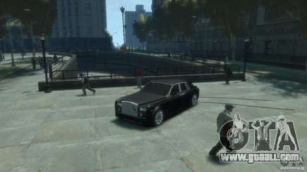 Rolls-Royce Phantom for GTA 4