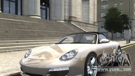 Porsche Boxster S 2010 EPM for GTA 4