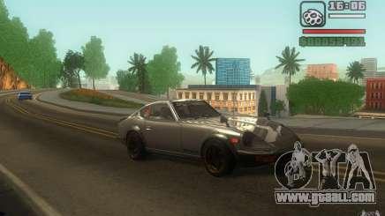 Datsun 240ZG for GTA San Andreas