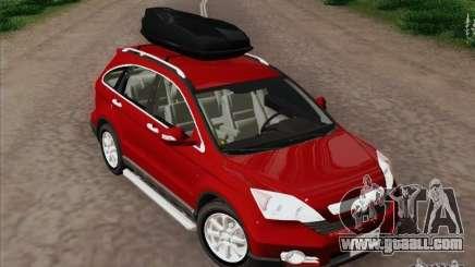 Honda CRV 2011 for GTA San Andreas