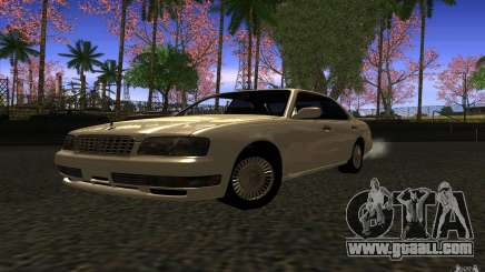 Nissan Cedric Stock for GTA San Andreas