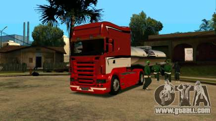Scania TopLine for GTA San Andreas