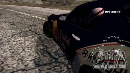Pontiac Solstice Redbull for GTA San Andreas