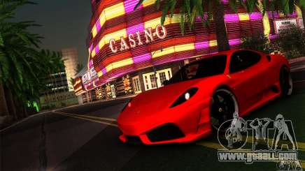 Ferrari F430 Novitec Rosso for GTA San Andreas