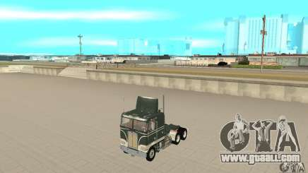 Kenworth K100 USA Standard for GTA San Andreas