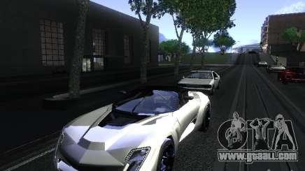 Bertone Mantide for GTA San Andreas