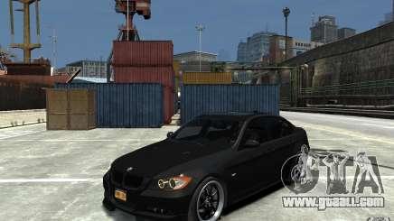 BMW 330i E60 Tuned 1 for GTA 4