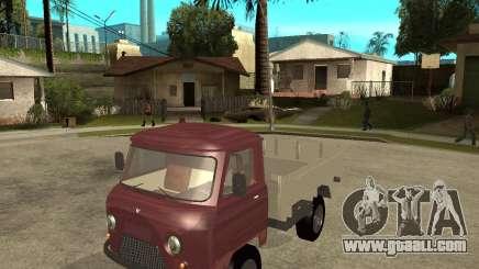 """UAZ 452d """"Tadpole"""" for GTA San Andreas"""