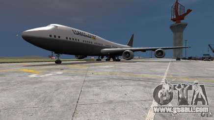 Lufthansa MOD for GTA 4