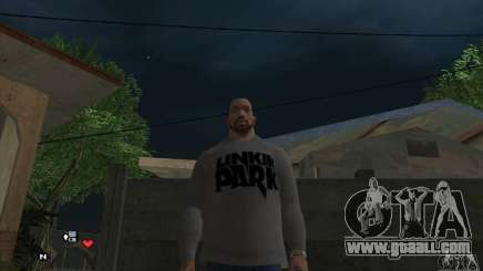Sweater Linkin Park v0.1 beta for GTA San Andreas