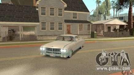 Cadillac 1959 for GTA San Andreas