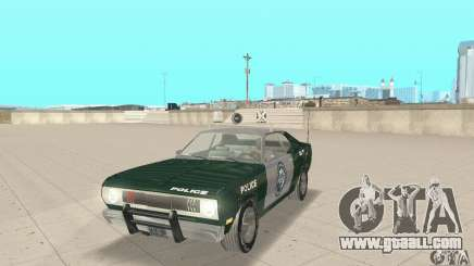 Plymouth Duster 340 Police for GTA San Andreas