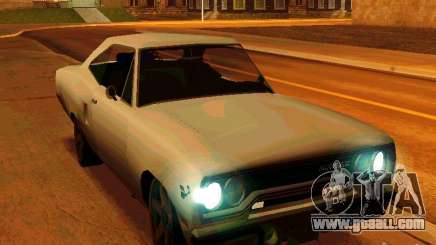Plymouth Road Runner 426 HEMI 1970 for GTA San Andreas
