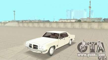 Pontiac LeMans 1971 for GTA San Andreas