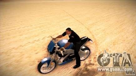 Buell Lightning 1200 for GTA San Andreas