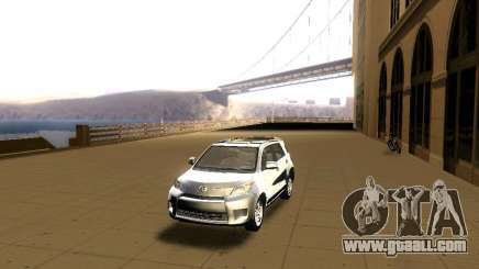 Scion xD for GTA San Andreas