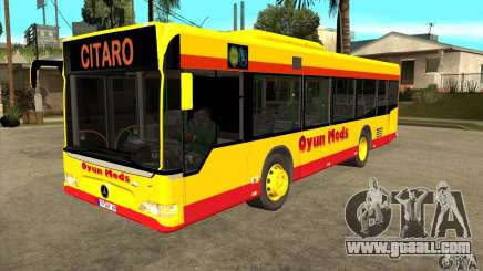 Mercedes-Benz Citaro K for GTA San Andreas