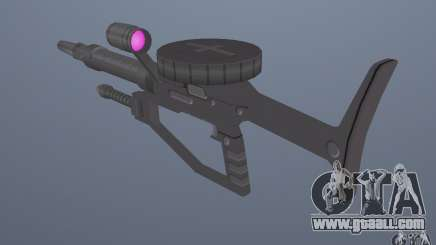 ZAKU MACHINEGUN for GTA Vice City