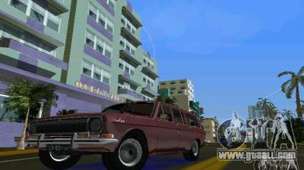 GAZ 2402 Volga for GTA Vice City