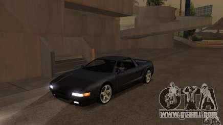 New Infernus for GTA San Andreas